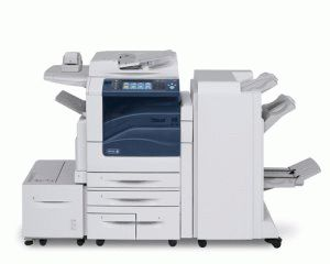 Xerox WorkCentre 7855 ������ ��� �3 ������� �� ������ ����������� BLI
