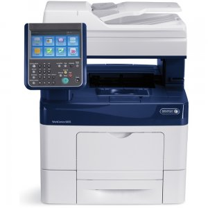 � ������� ������ �������� ����� ������� ��� Xerox WorkCentre 6655